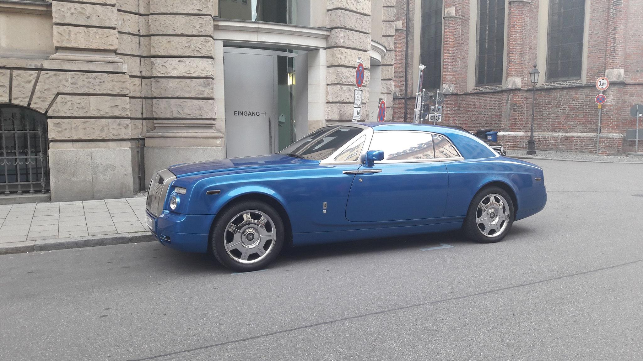 Rolls Royce Drophead Coupé - 11-73000 (AUH)