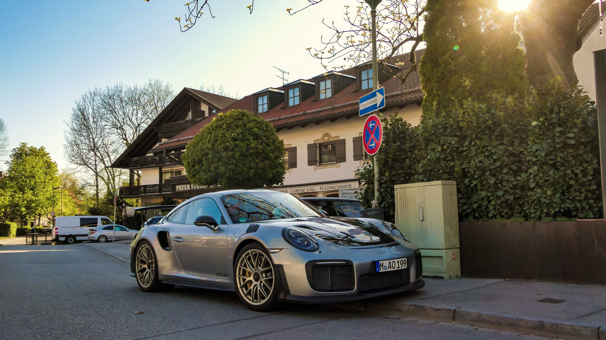 Porsche GT2 RS - M-AO-199