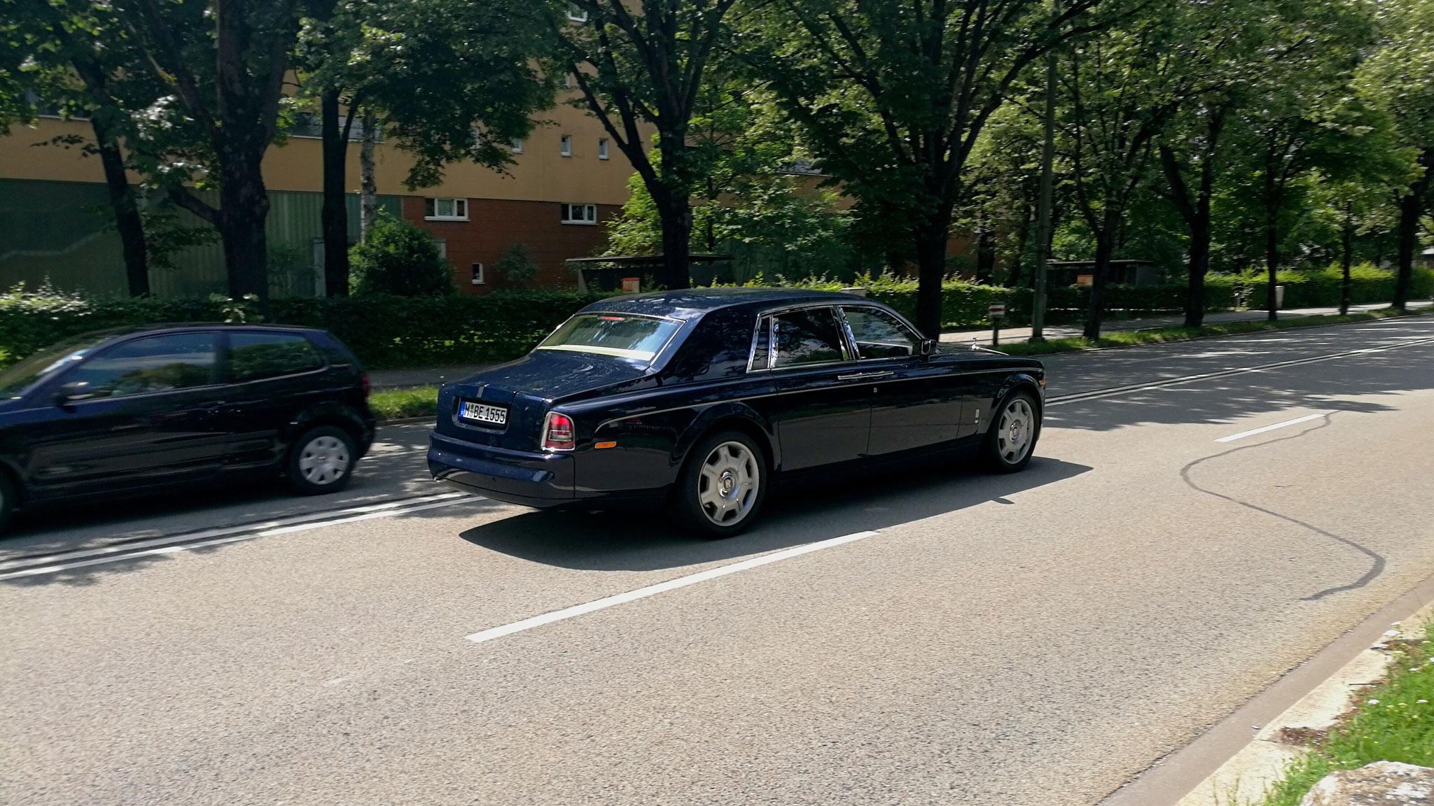 Rolls Royce Phantom - M-BE-1555