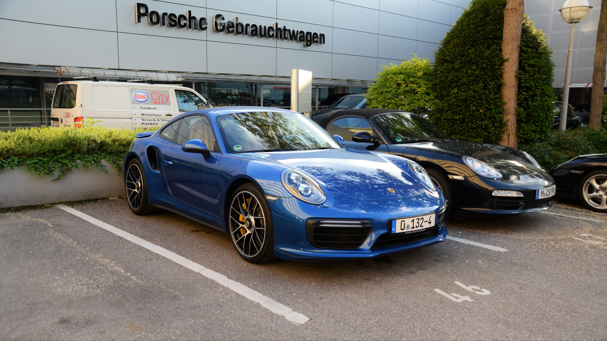 Porsche 911 Turbo S - 0-132-4
