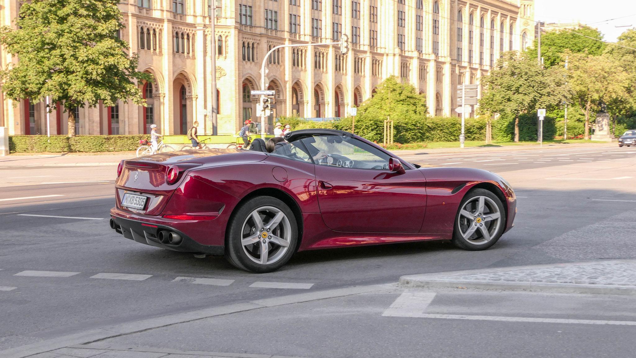 Ferrari California T - M-KB-5305