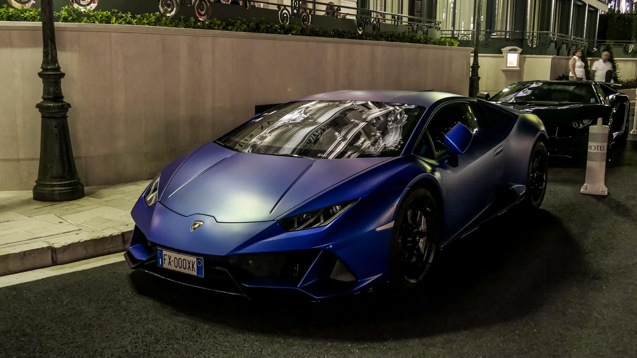 Lamborghini Huracan Evo - FX-000-XK (ITA)