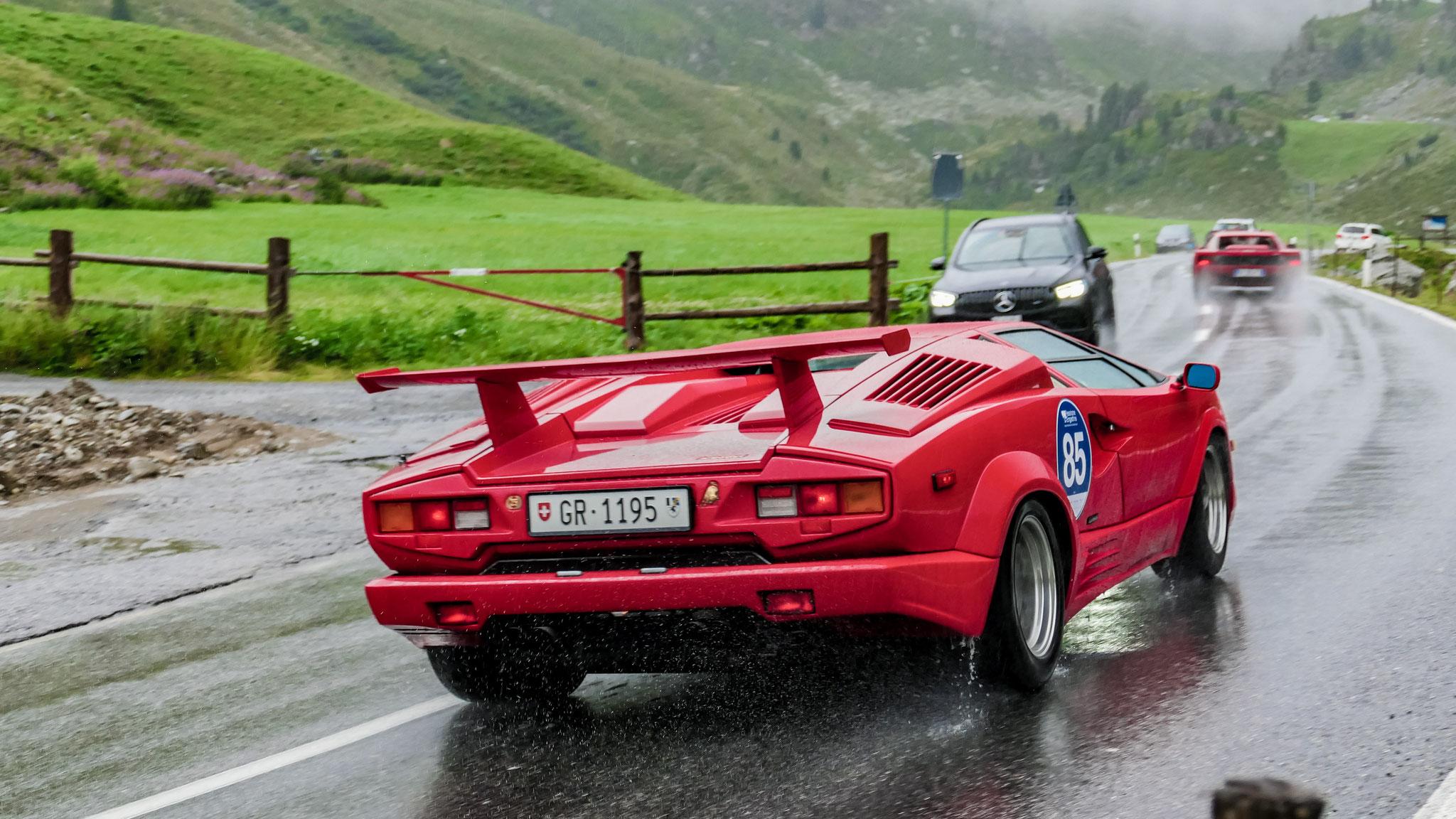 Lamborghini  Countach 25 Anniversary - GR-1195 (CH)