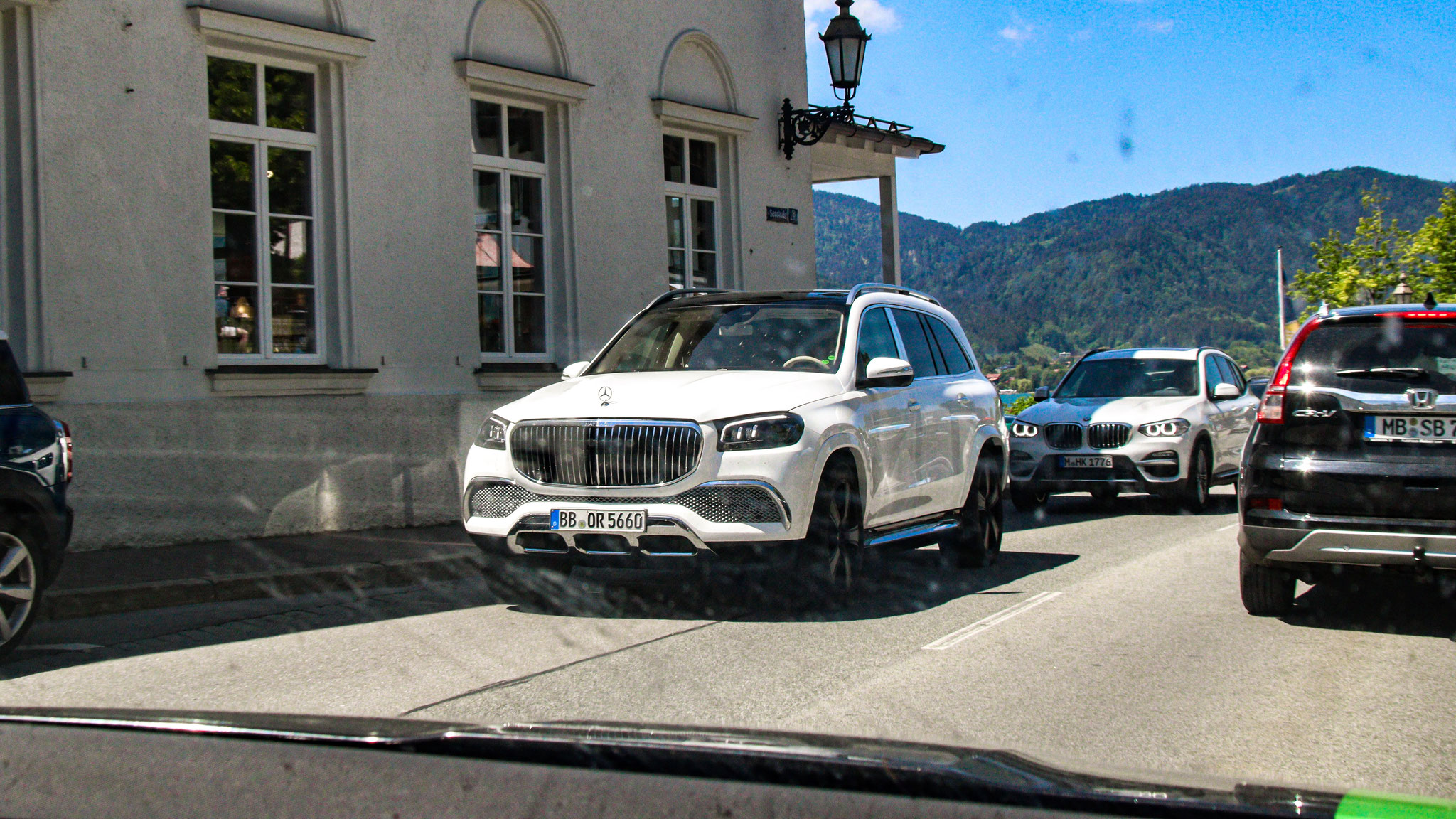 Mercedes-Maybach GLS 600 - BB-OR-5660