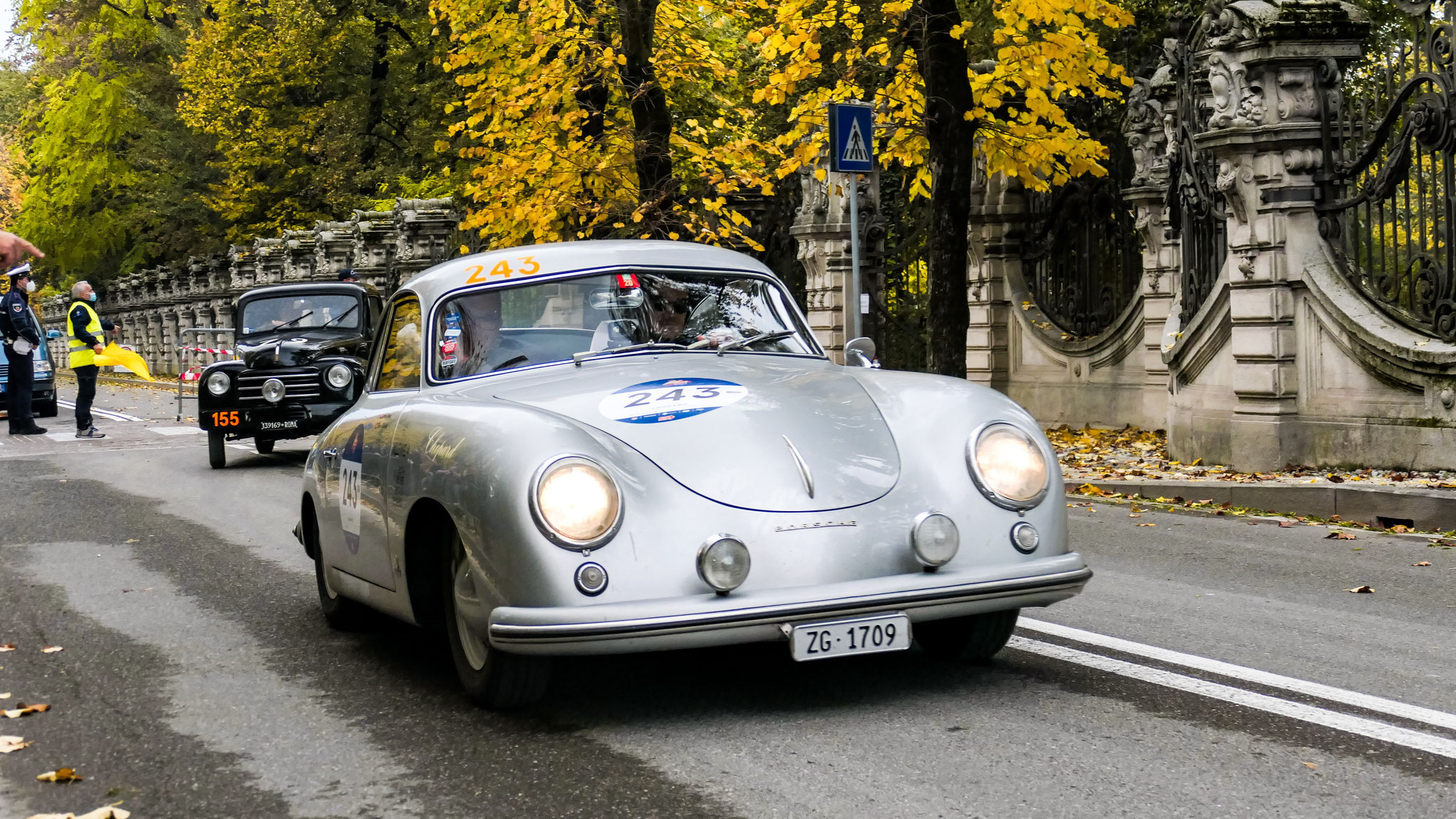 Porsche 356 1500 Super - ZG-1709 (CH)