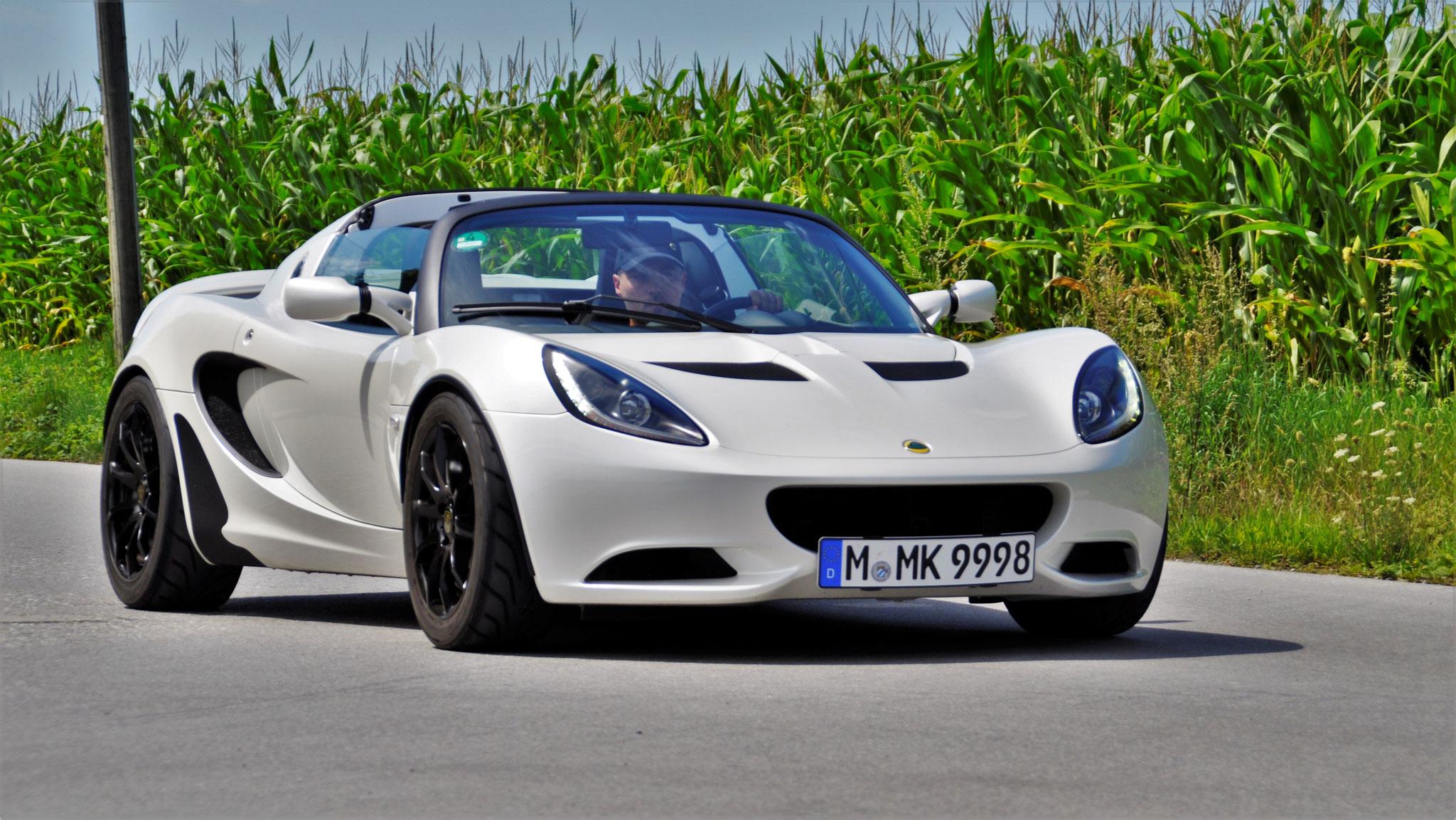 Lotus Elise S3 SC - M-MK-9998