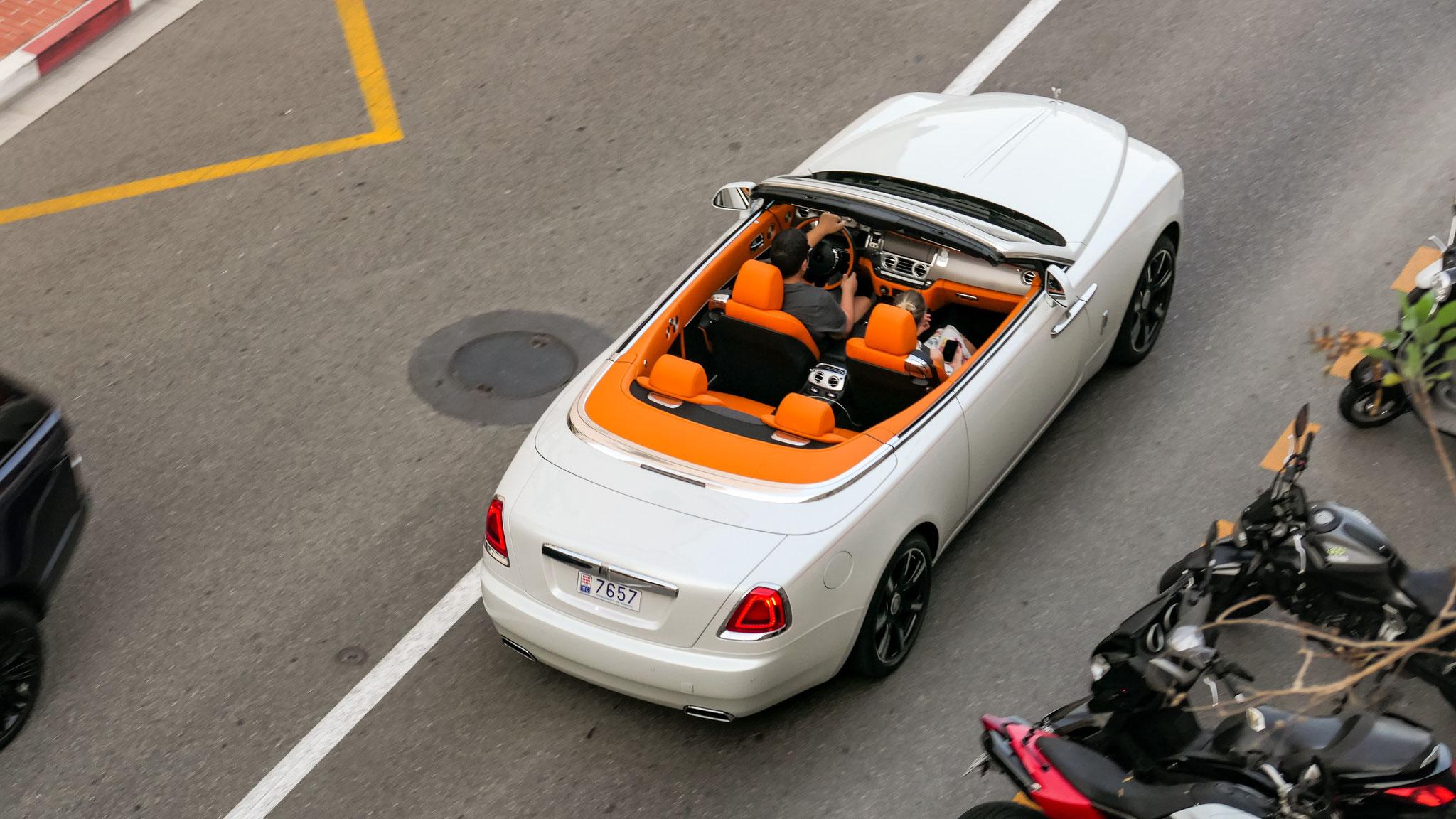 Rolls Royce Dawn - 7657 (MC)