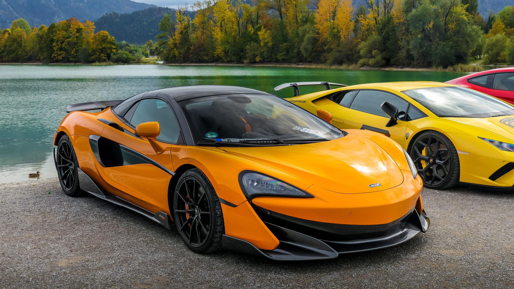 McLaren 600LT - A-ME-600