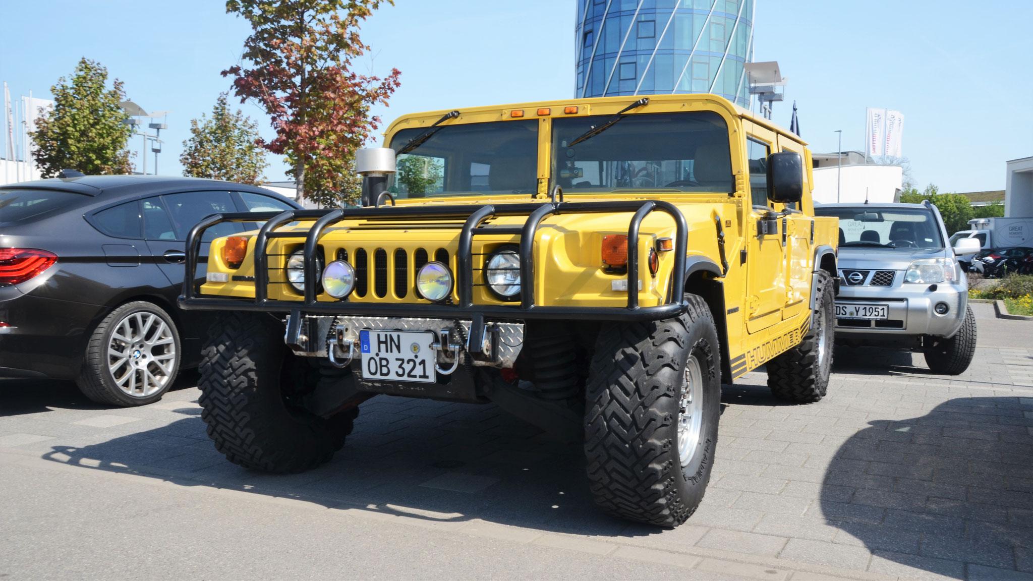 Hummer H1 - HN-OB-321
