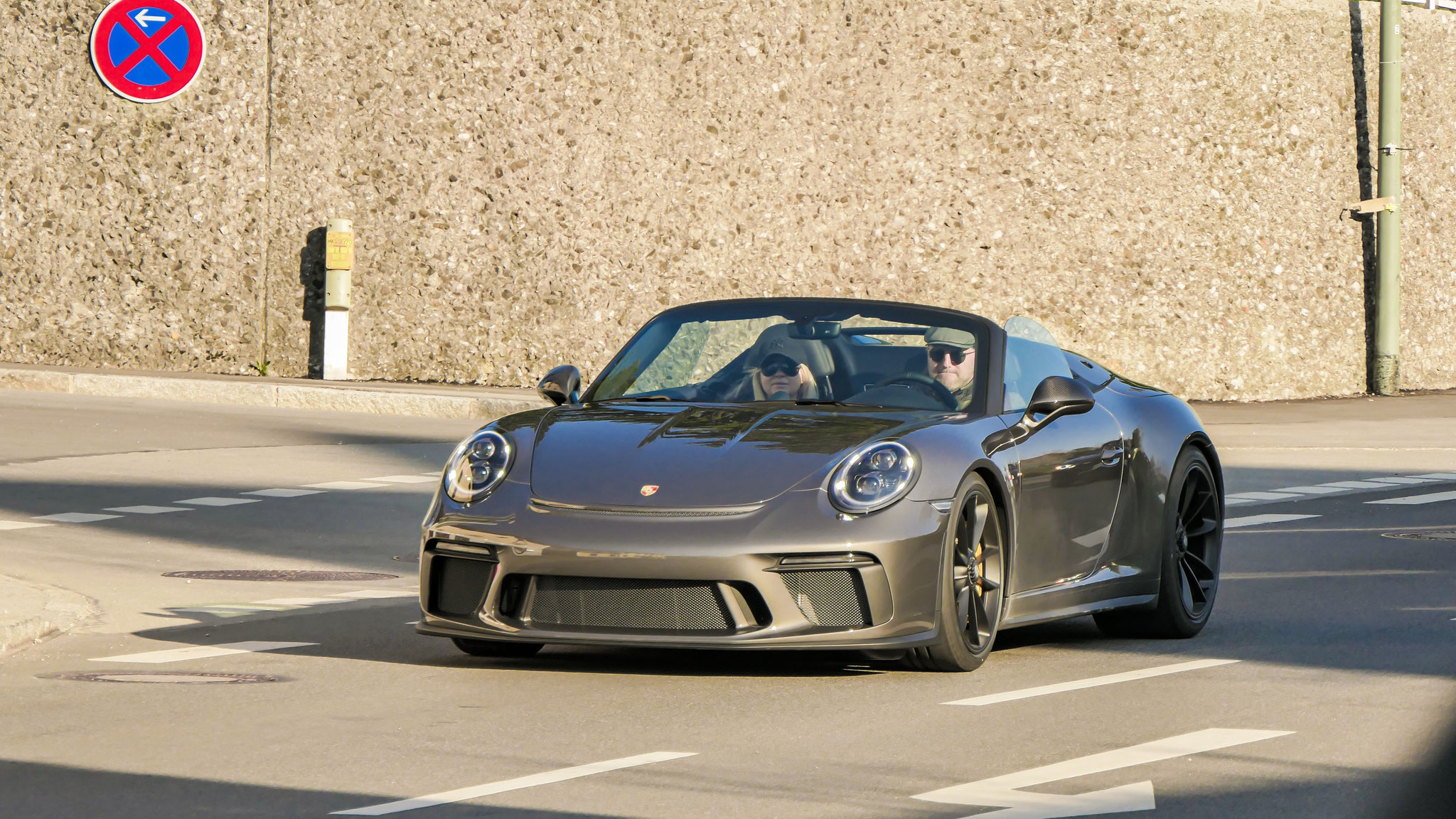 Porsche 991 Speedster - M-H-6073
