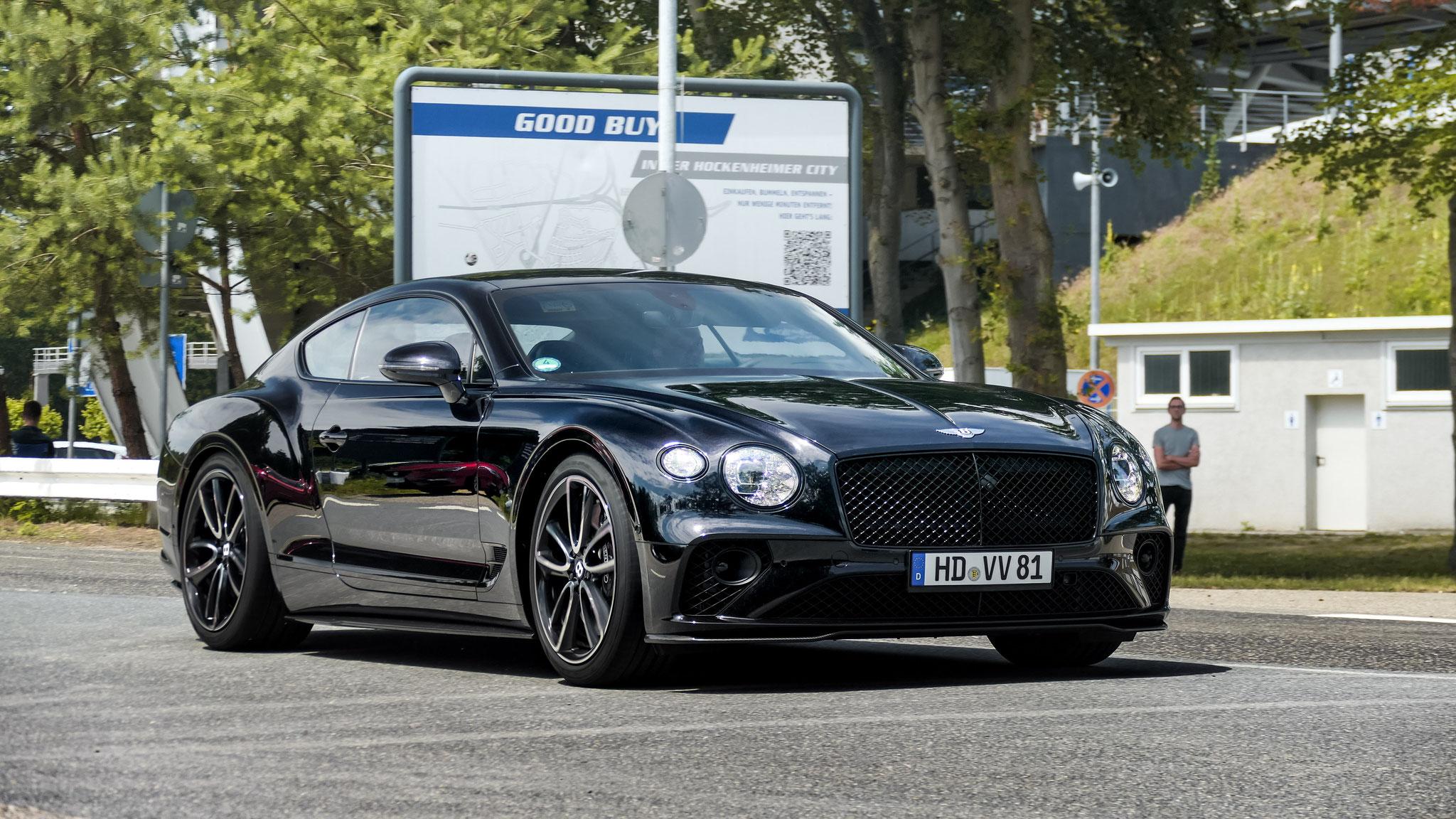 Bentley Continental GT - HD-VV-81