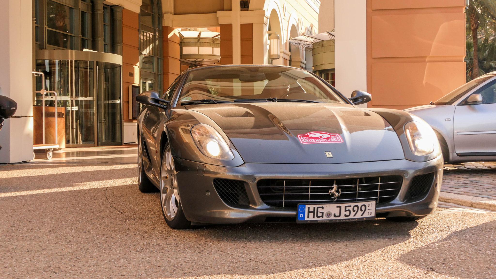Ferrari 599 GTB - HG-J-599