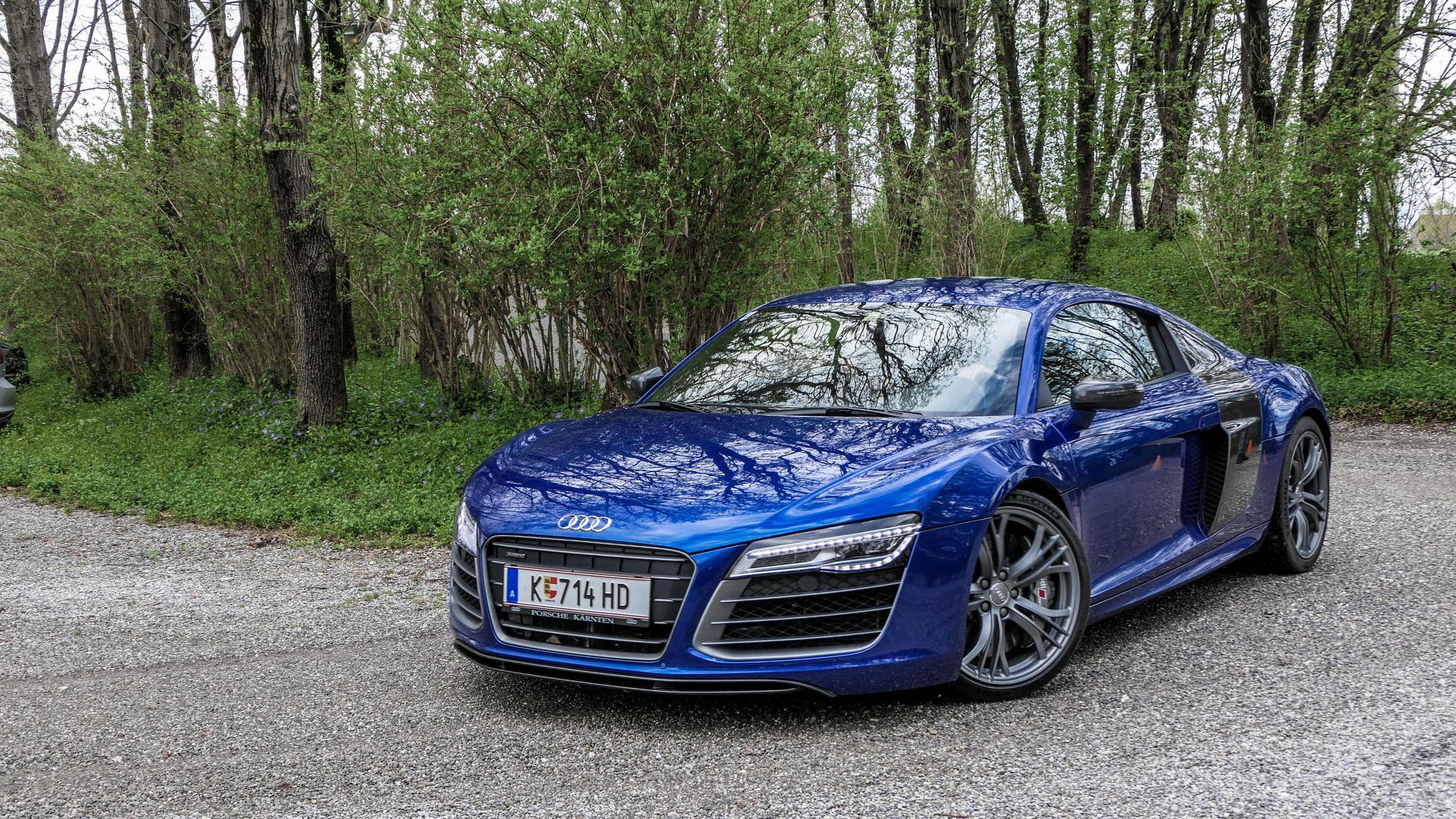 Audi R8 - K-714-HD (AUT)