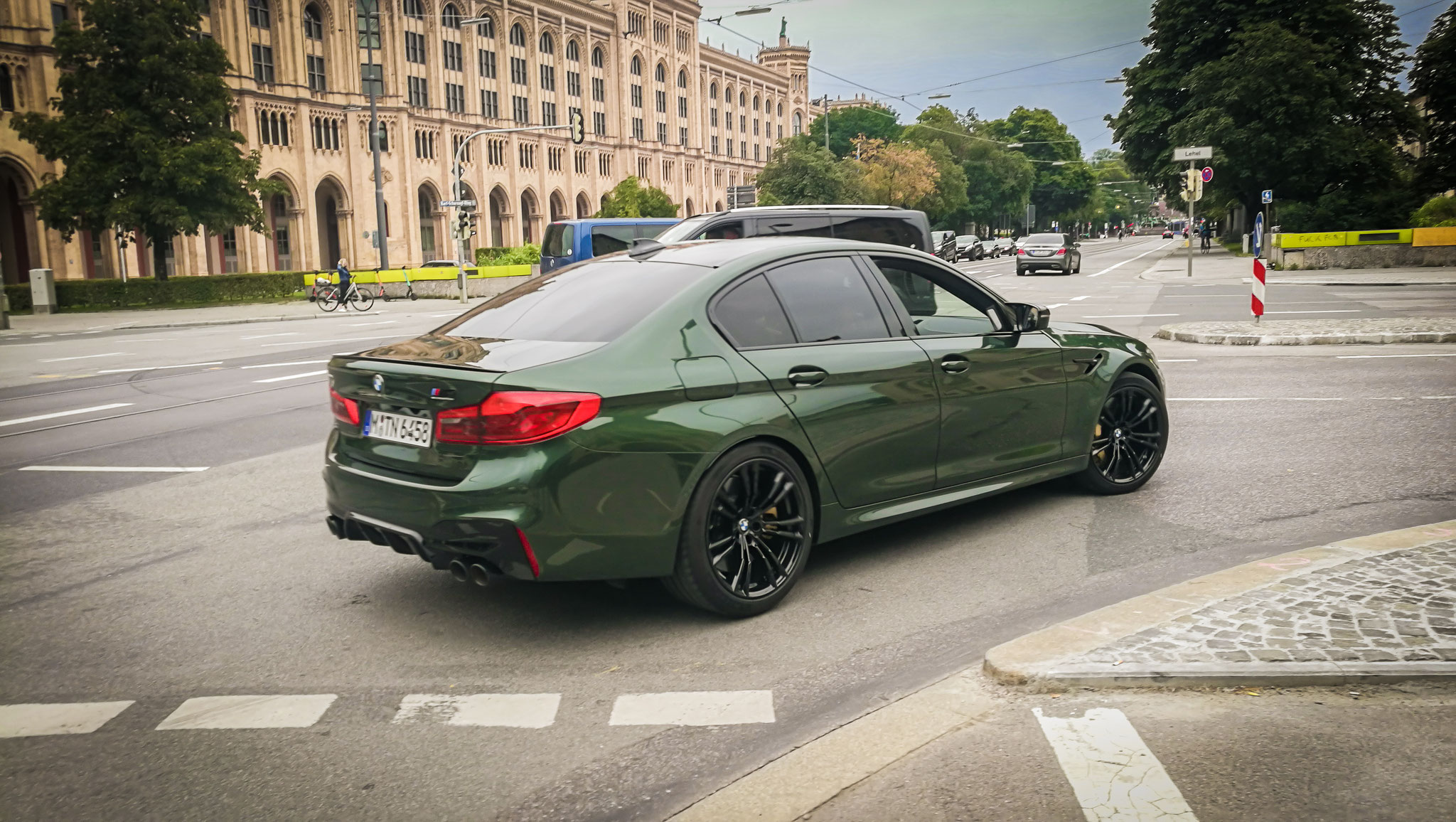 BMW M5 Competition - M-TN-6458