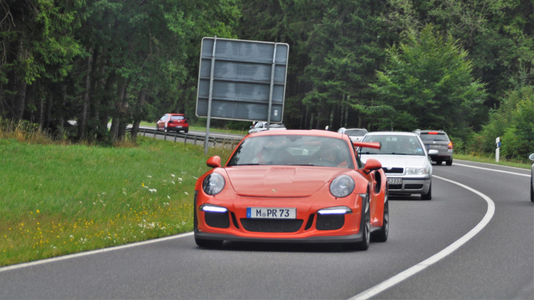 Porsche 911 GT3 RS - M-PR-73