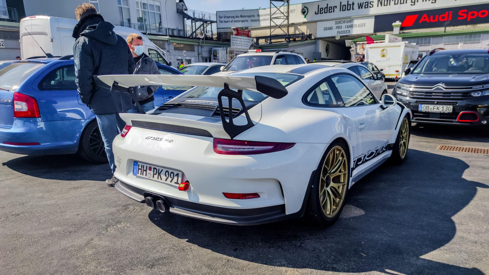 Porsche 911 991.1 GT3 RS - HH-PK-991