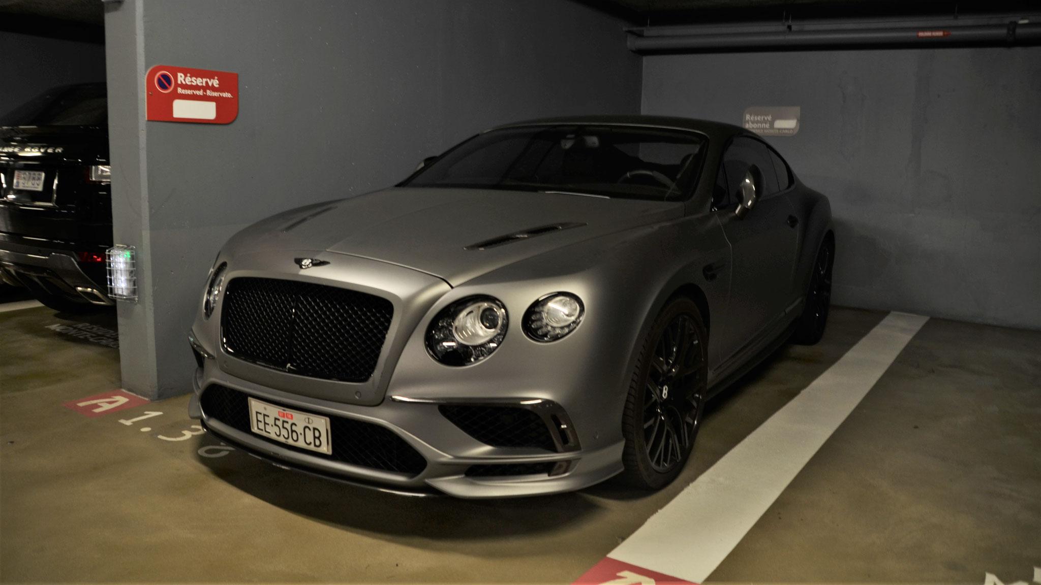 Bentley Continental GTC Supersports - EE-556-CB (ITA)