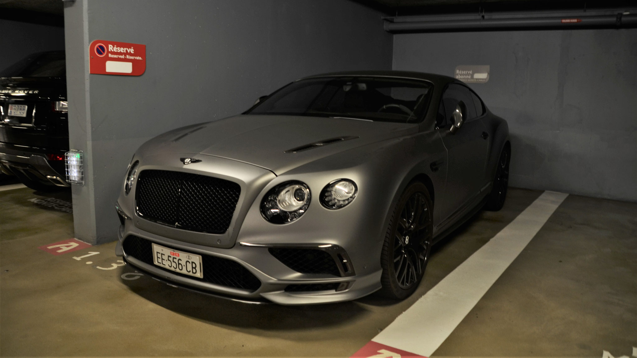 Bentley Continental GTC Supersports - EE-556-CB (ITA)