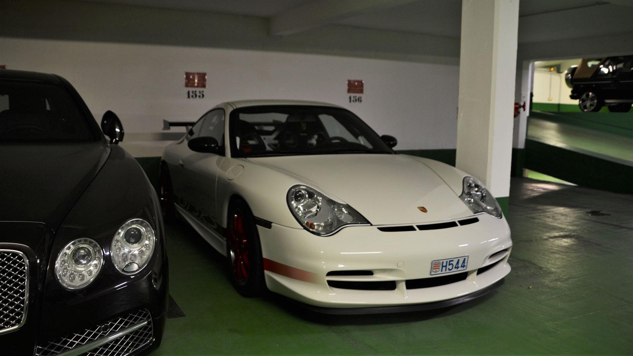 Porsche 911 996 GT3 RS - H544 (MC)