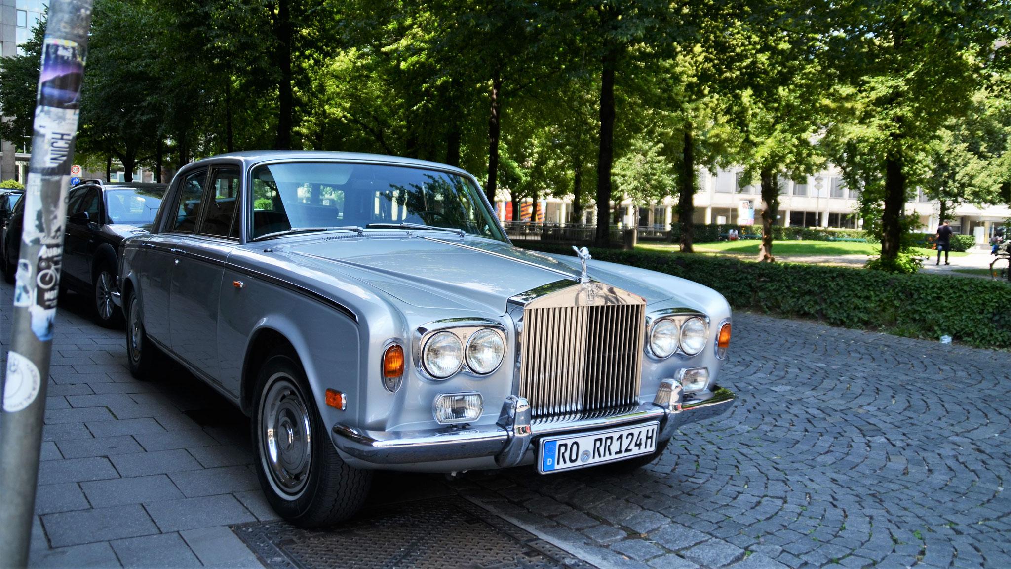 Rolls Royce Silver Shadow - RO-RR-124H