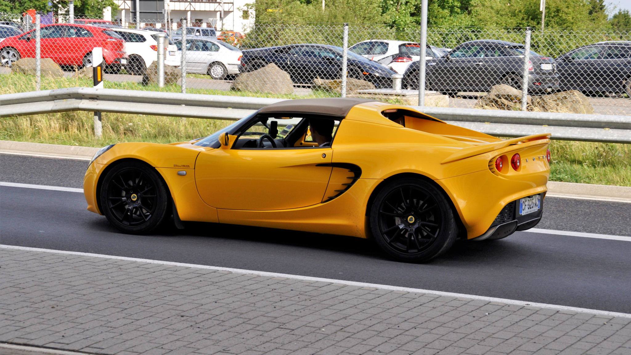 Lotus Elise S2 - DF-925-AC (FRA)
