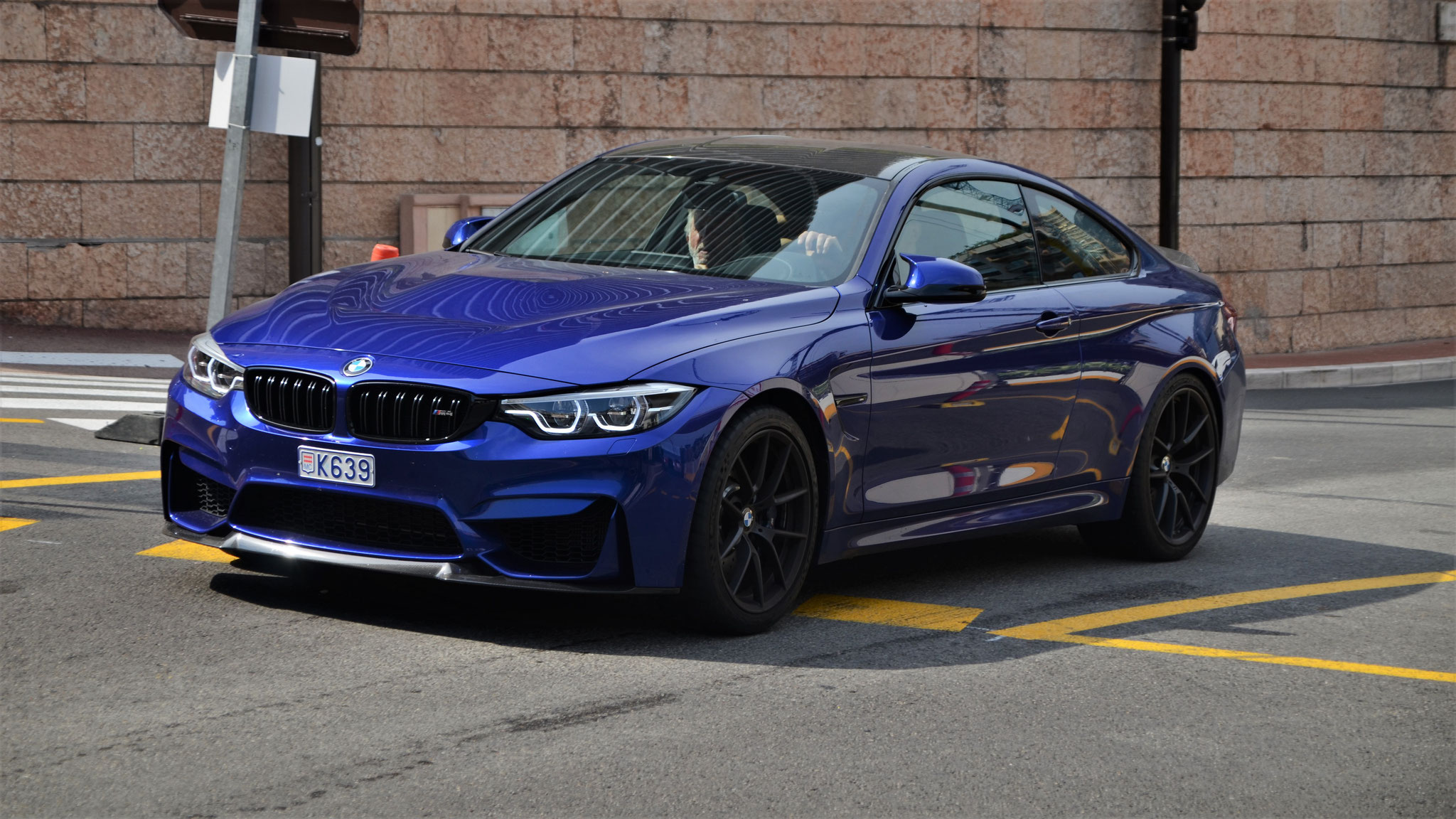 BMW M4 CS - K639 (MC)