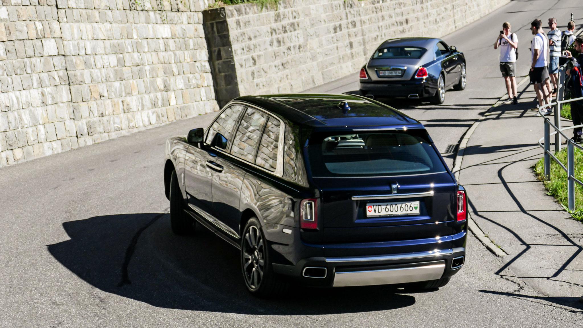 Rolls Royce Cullinan - VW-600606 (CH)
