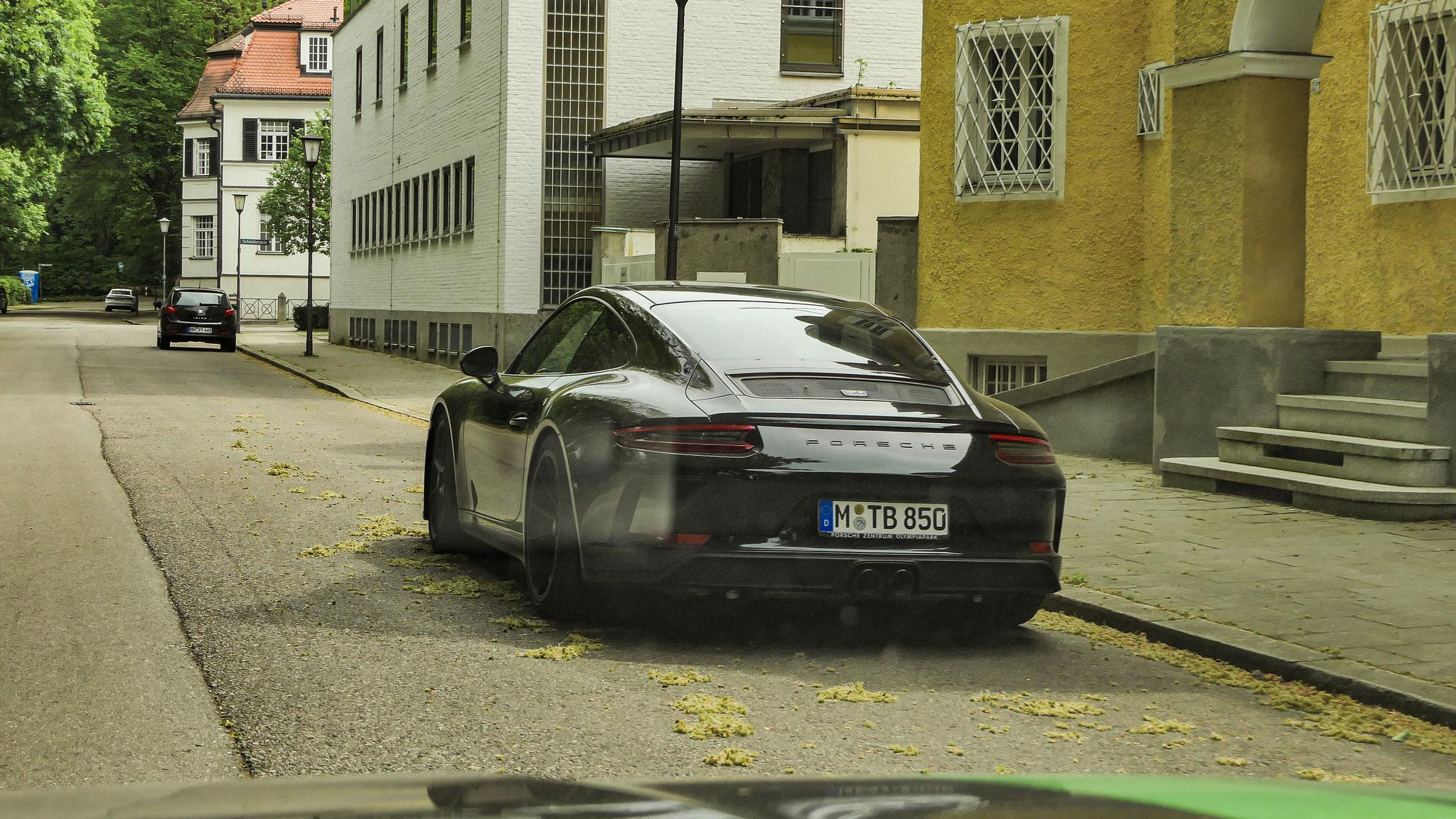 Porsche 991 GT3 Touring Package - M-TB-850