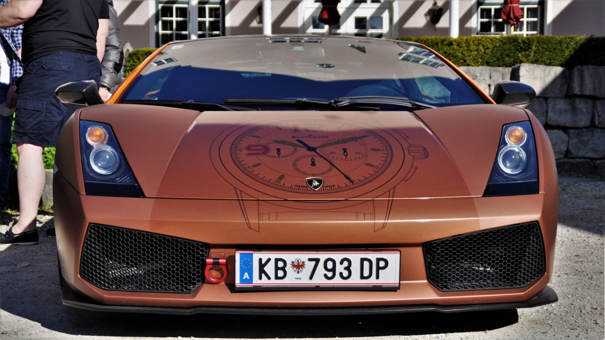 Lamborghini Gallardo Superleggera - KB-793-DP (AUT)
