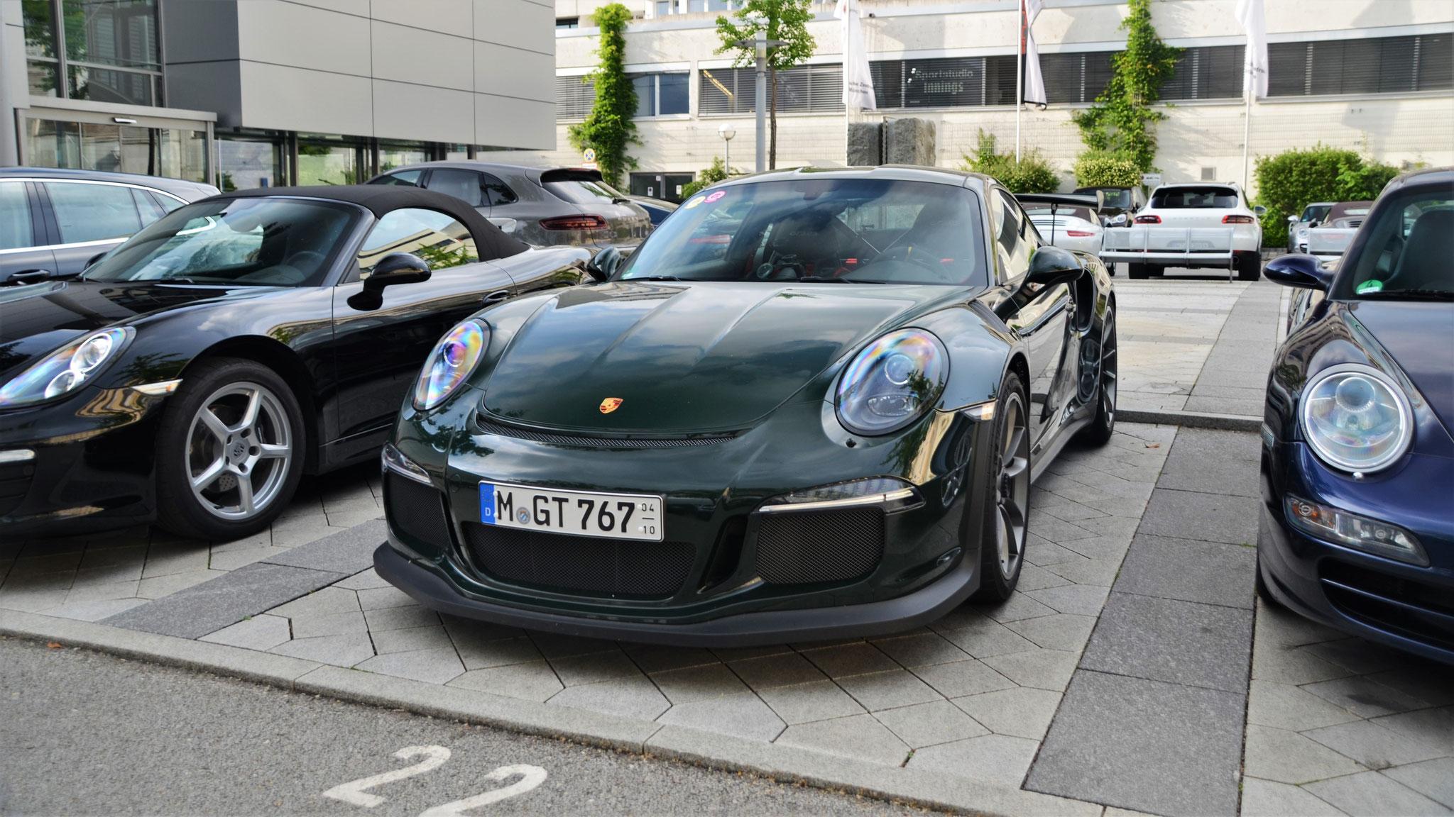 Porsche 911 GT3 RS - M-GT-767
