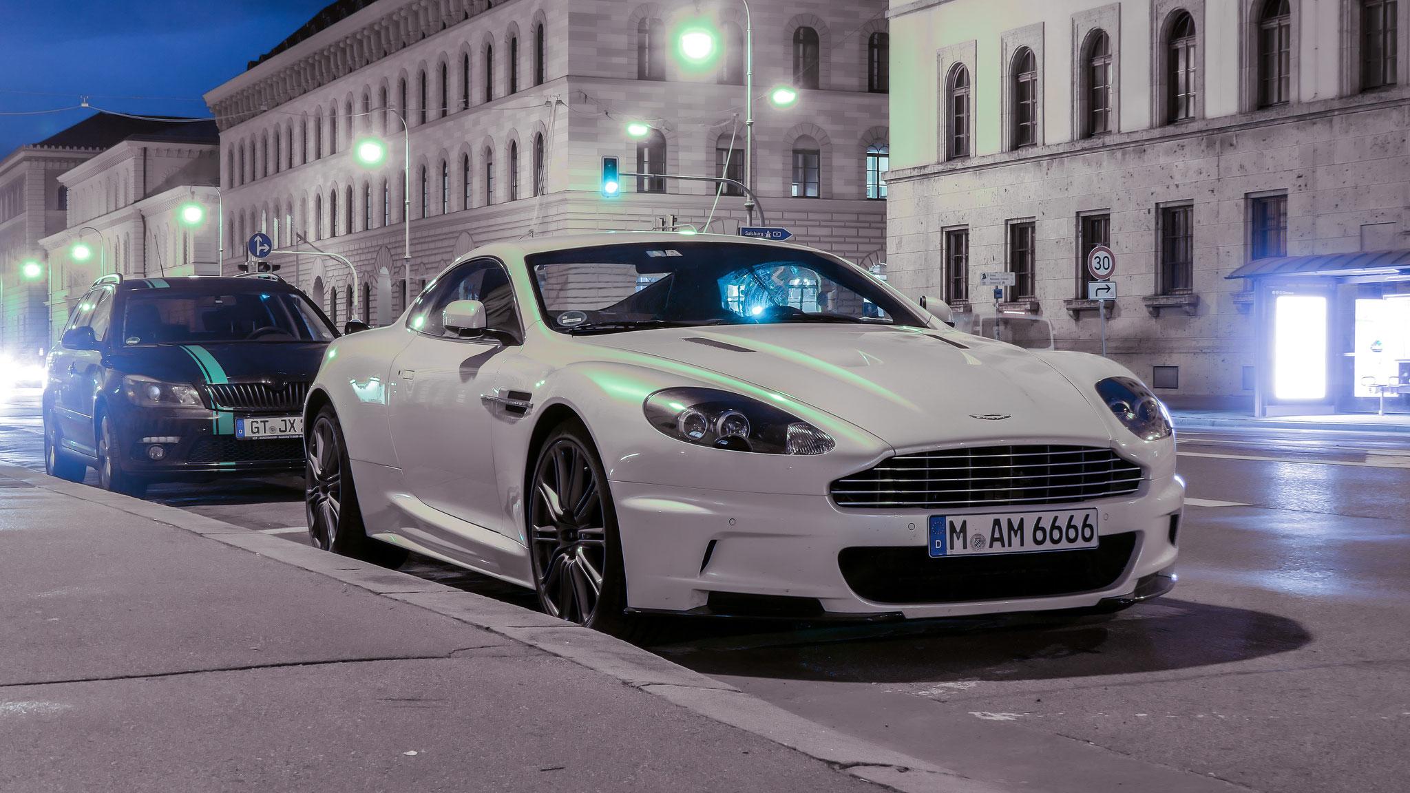 Aston Martin DBS - M-AM-6666