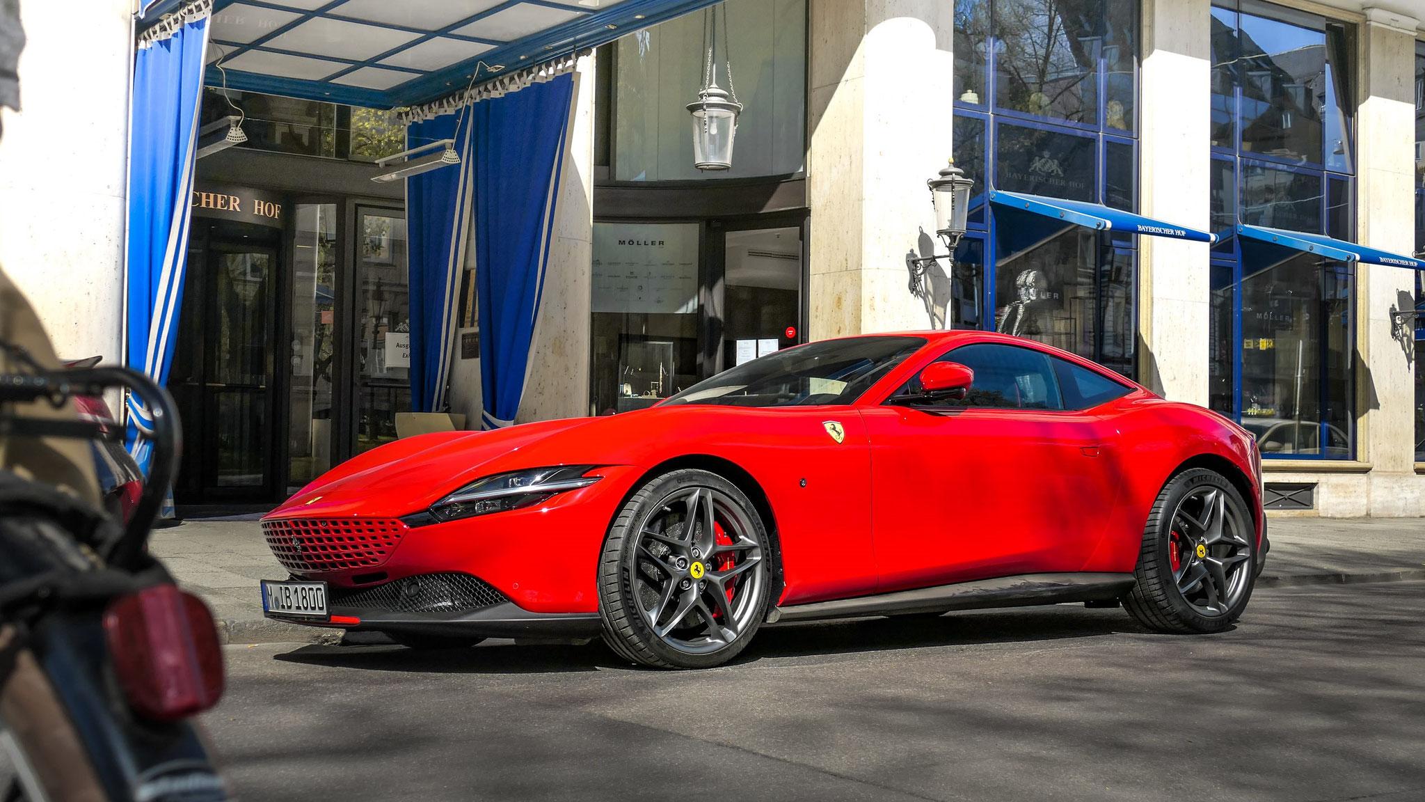 Ferrari Roma - M-IB-1800