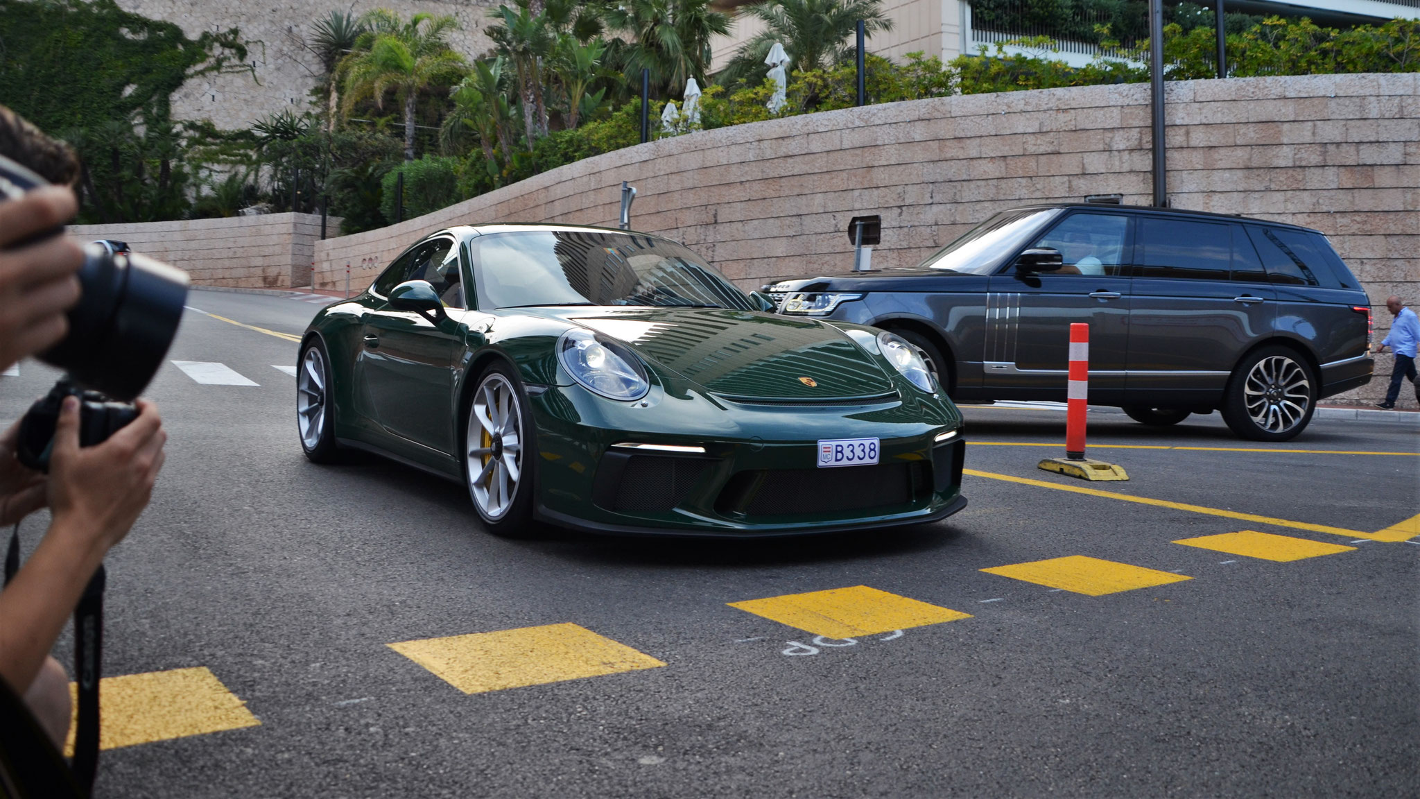 Porsche 991 GT3 Touring Package - B338 (MC)