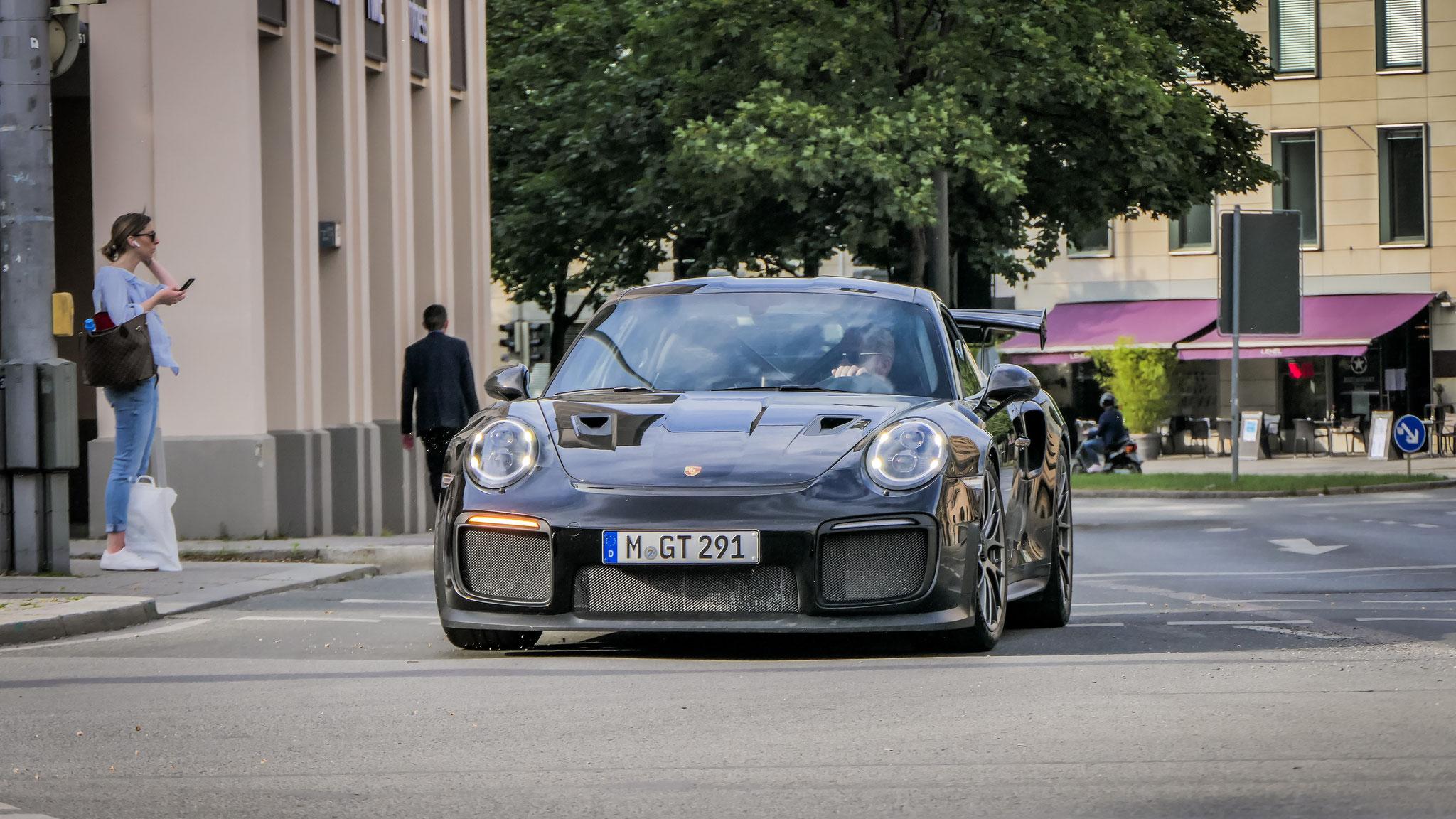 Porsche GT2 RS - M-GT-291