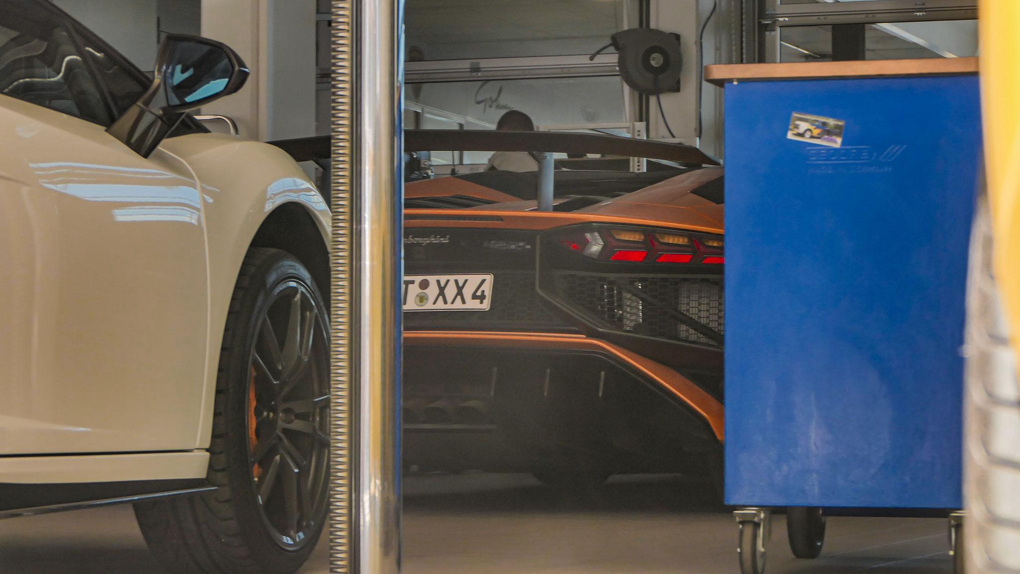Lamborghini Aventador LP-750-4 SV Roadster - RT-XX-4