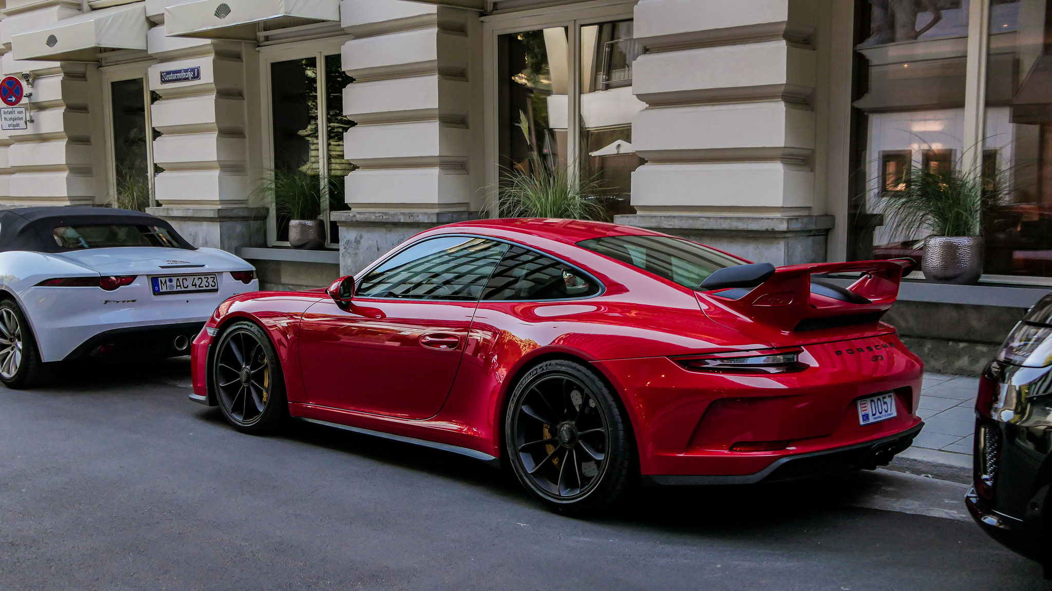 Porsche 991 GT3 - D057 (MC)