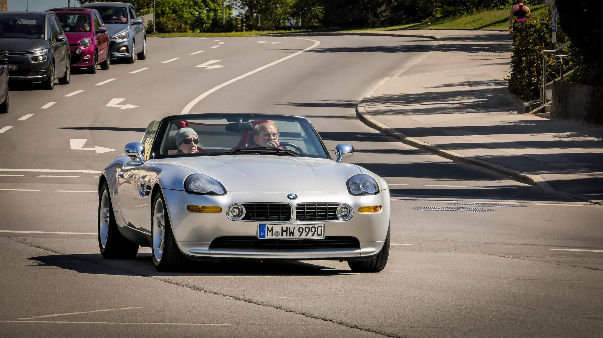 BMW Z8 - M-HW-9990