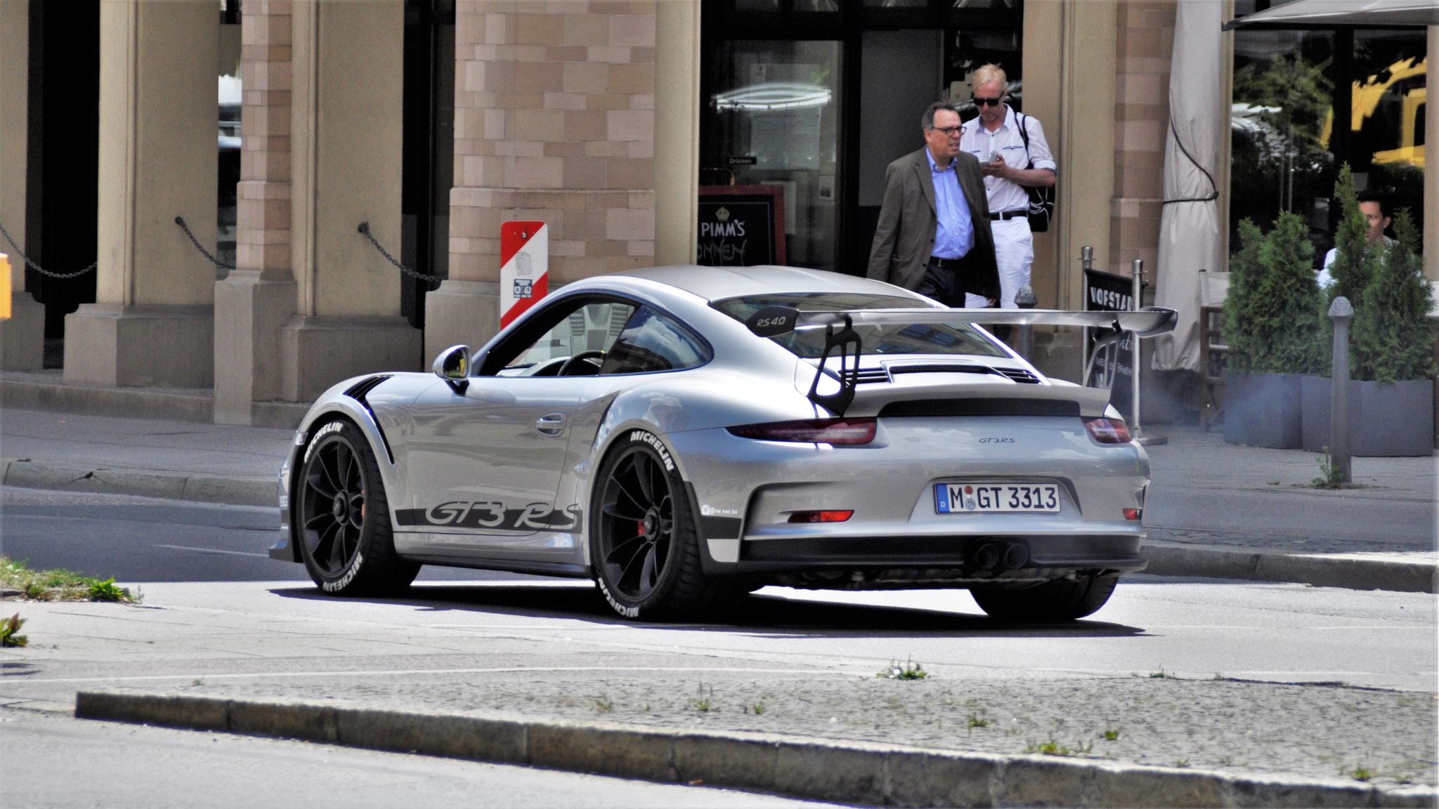 Porsche 911 GT3 RS - M-GT-3313