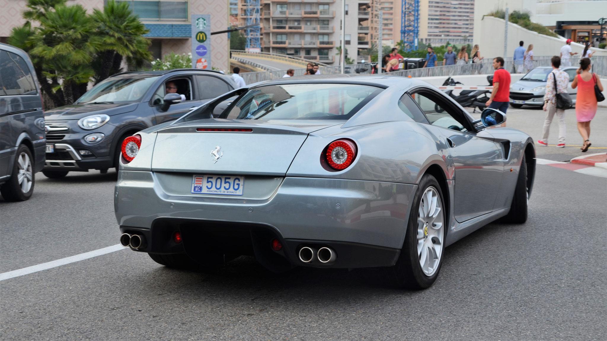 Ferrari 599 GTB - 505G (MC)