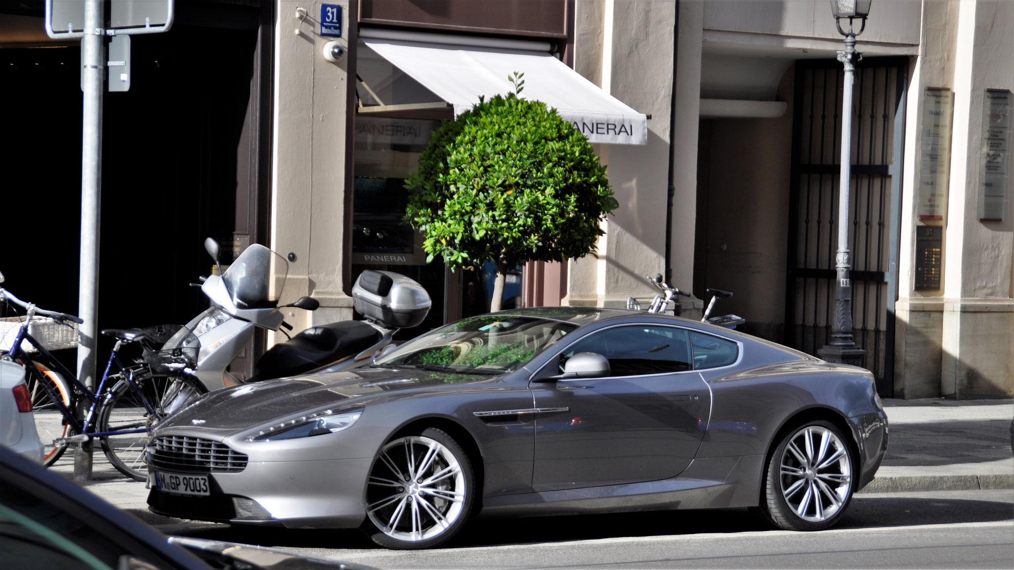 Aston Martin DB9 GT Coupé - M-GP-9003