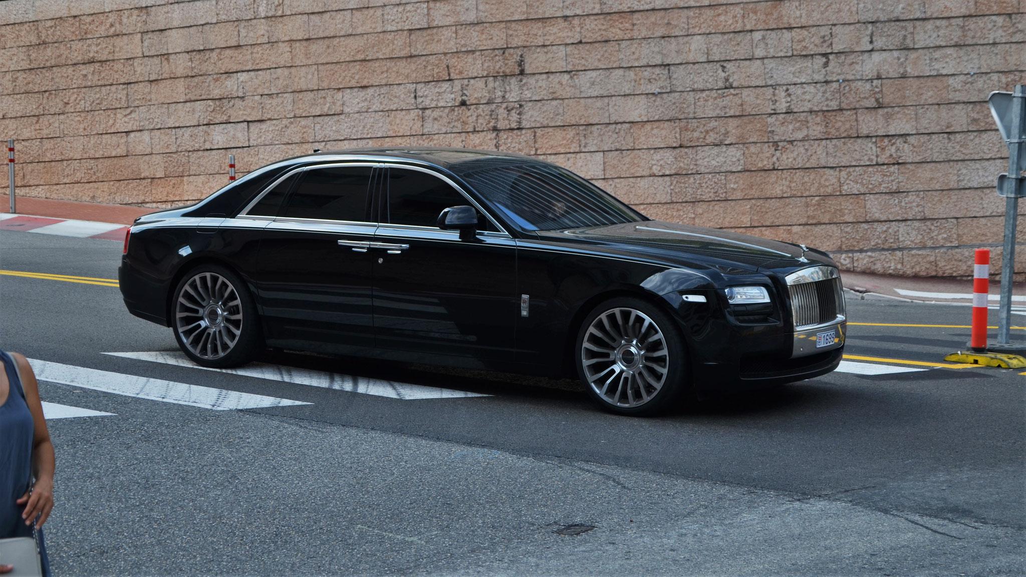 Rolls Royce Ghost - 1699 (MC)