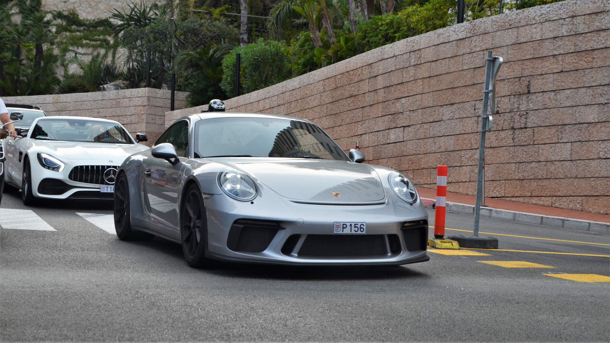 Porsche 991 GT3 Touring Package - P156 (MC)