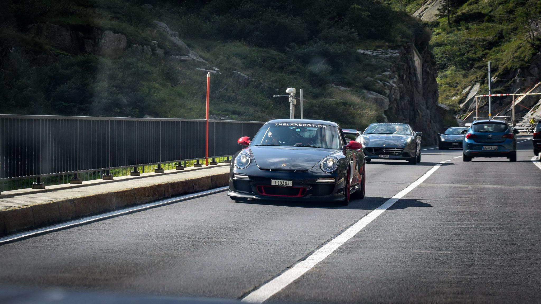 Porsche 911 GT3 RS - TI-103033 (CH)