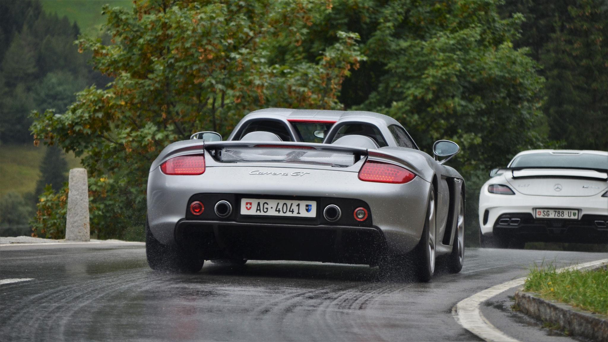 Porsche Carrera GT - AG-4041 (CH)