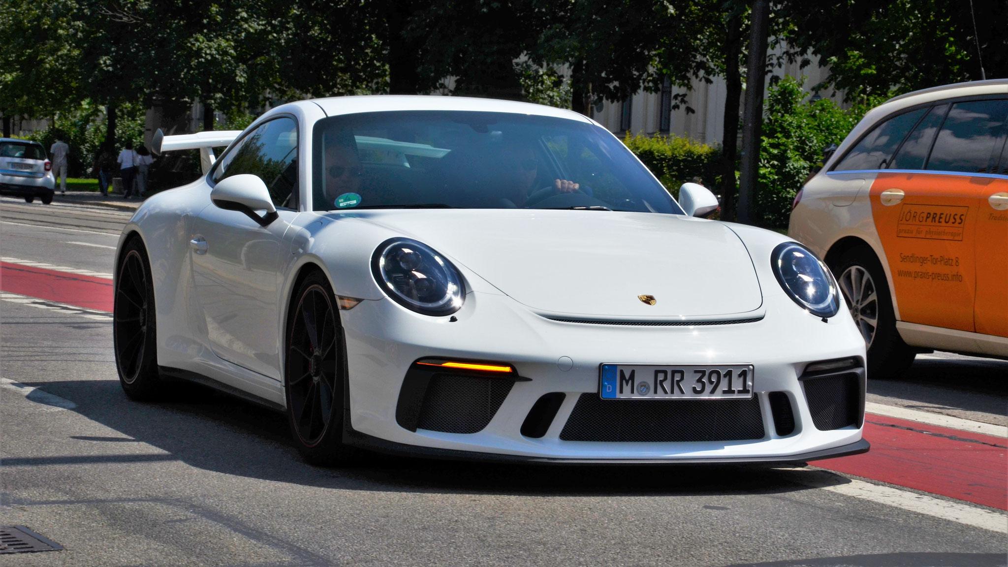 Porsche 991 GT3 - M-RR-3911