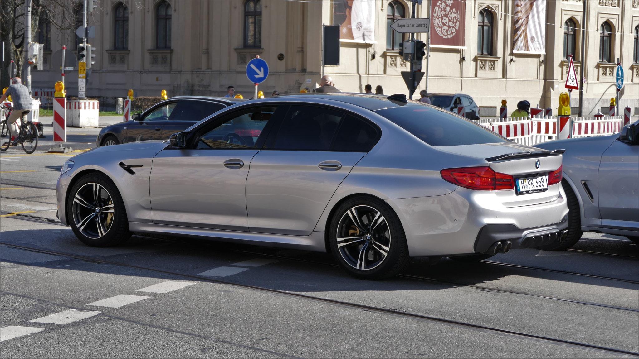 BMW M5 - M-PK-368