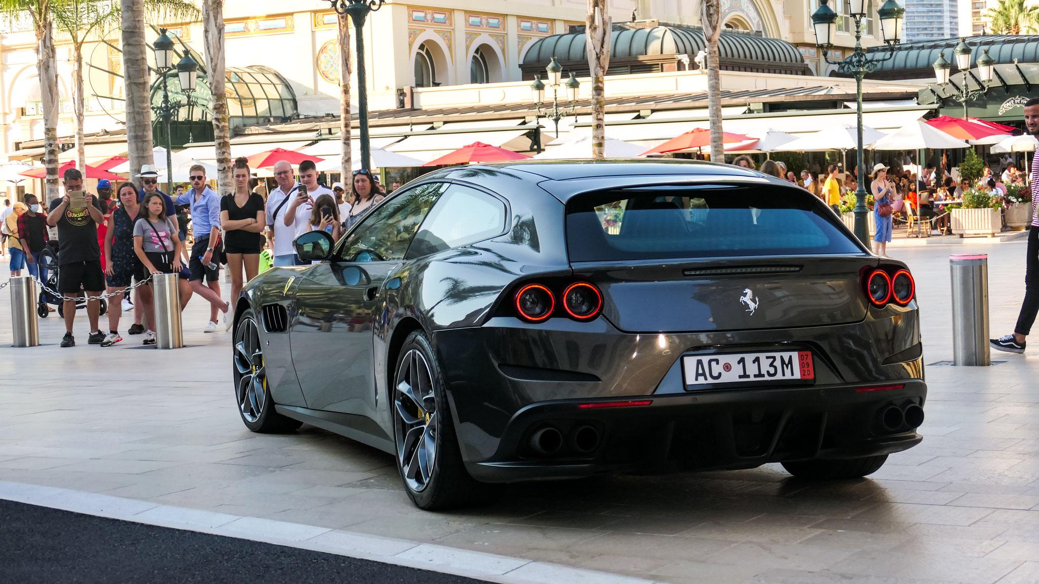 Ferrari GTC4 Lusso - AC-113M