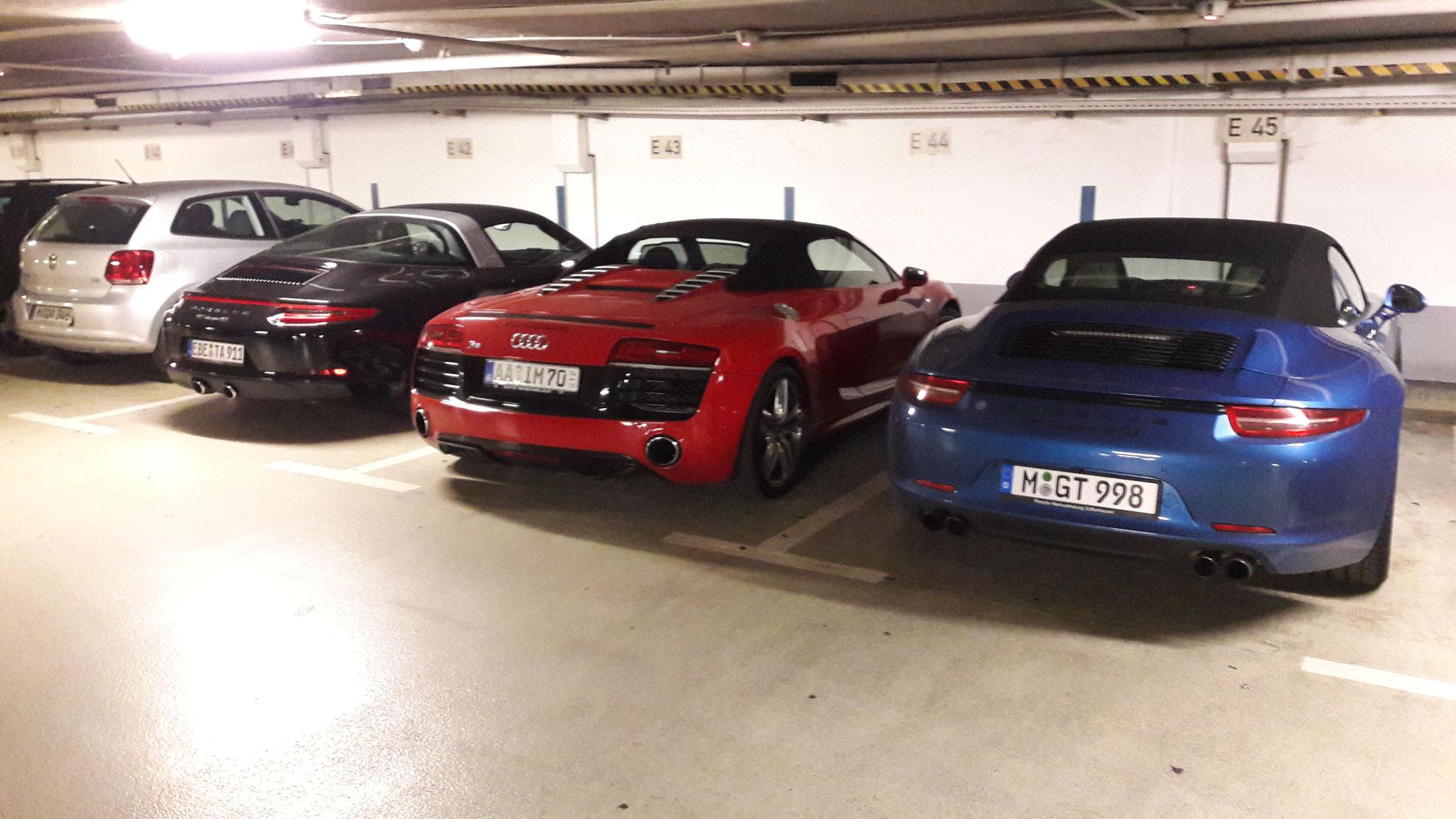Audi R8 V10 Spyder - AA-IM-70