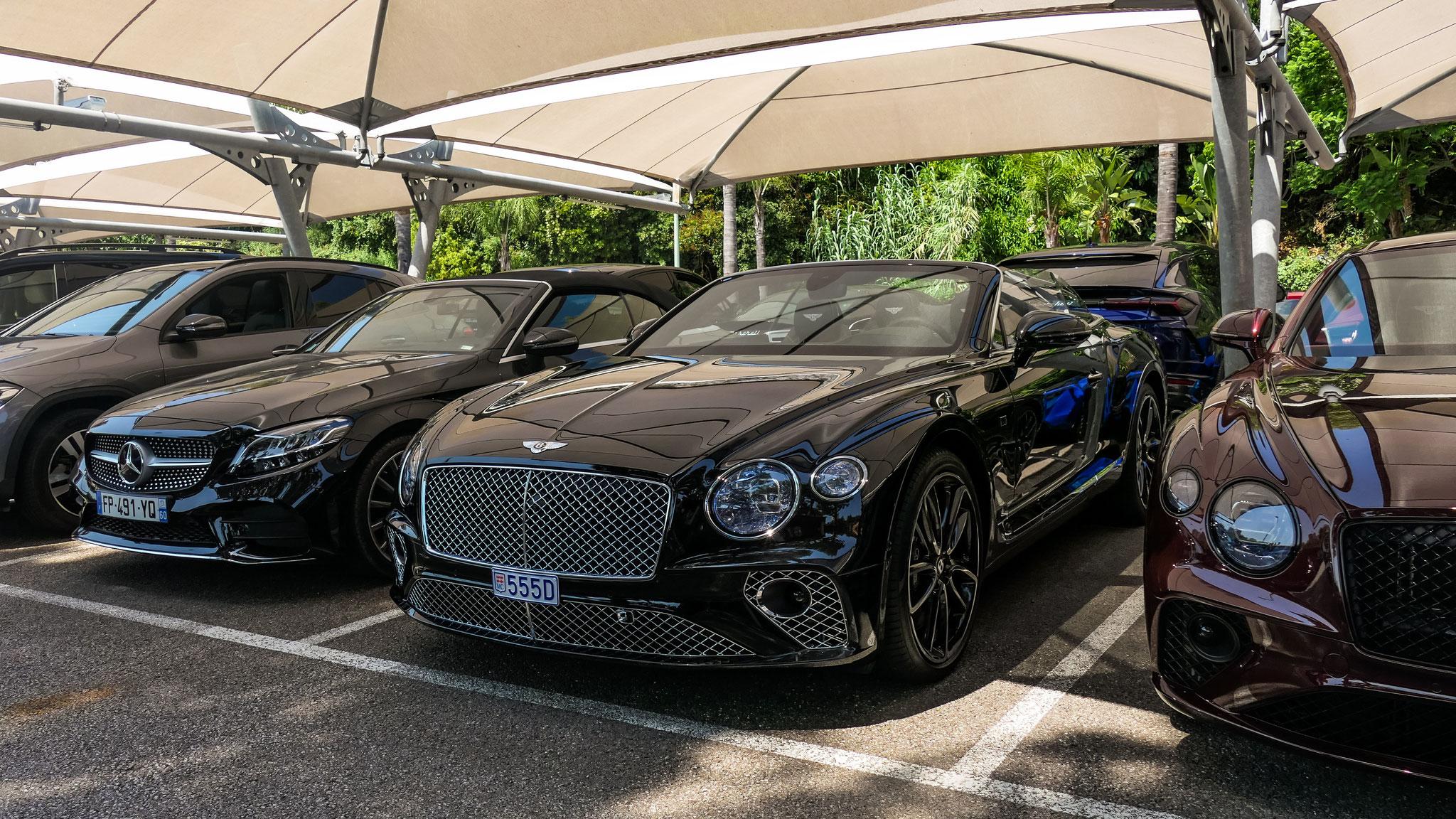 Bentley Continental GTC - 555D (MC)