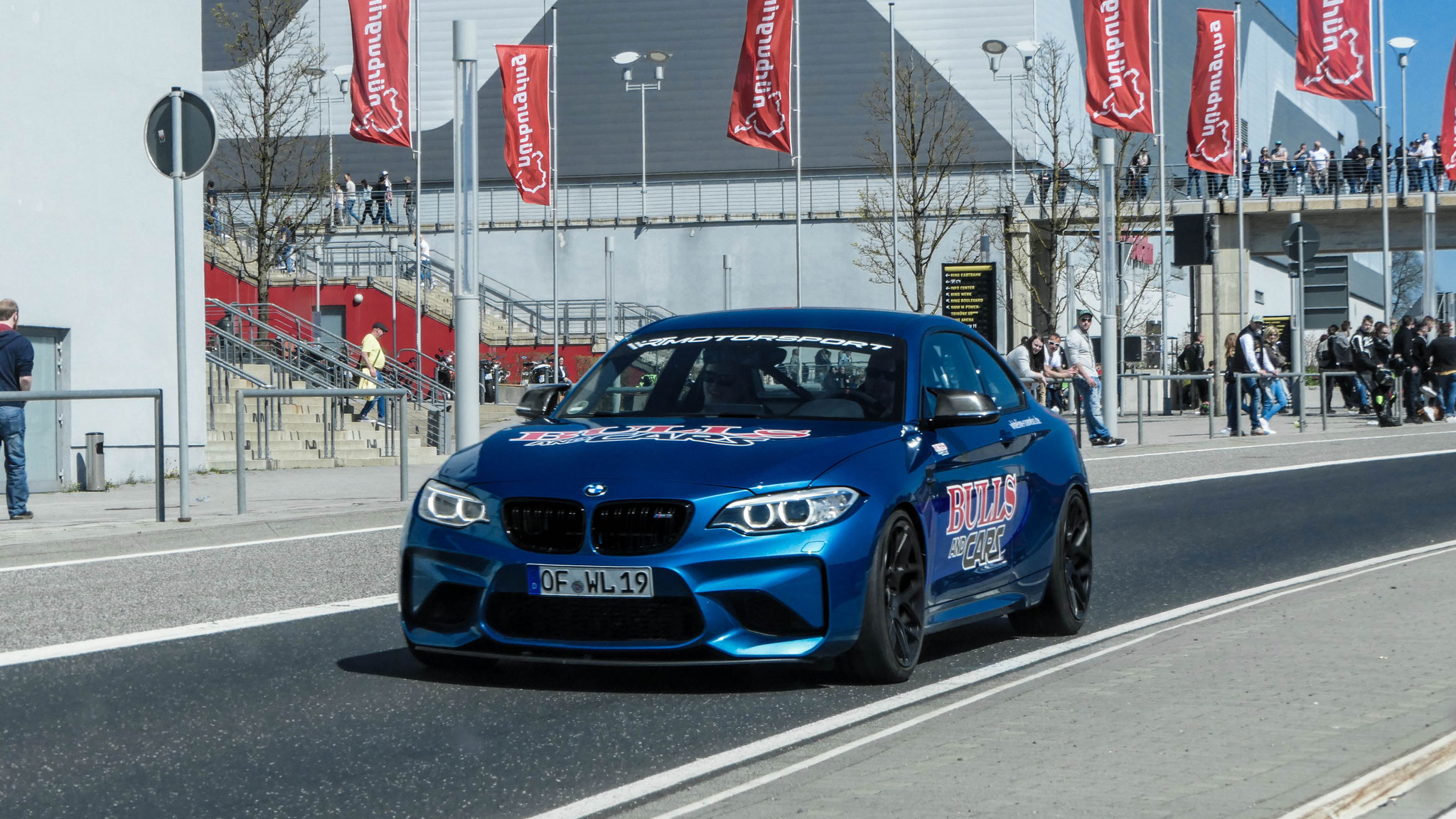 BMW M2 - OF-WL-19